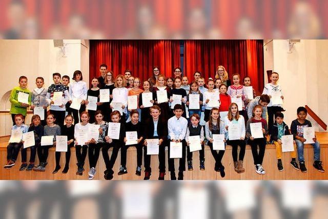 Konzert in Lahr mit Preisträgern des Wettbewerbs Jugend musiziert