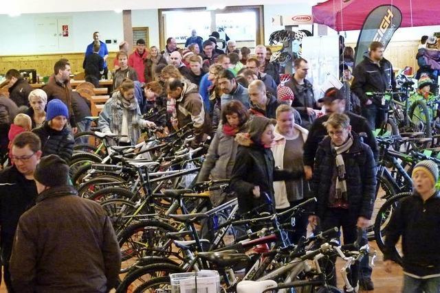 Fahrradfachmesse zum Saisonstart