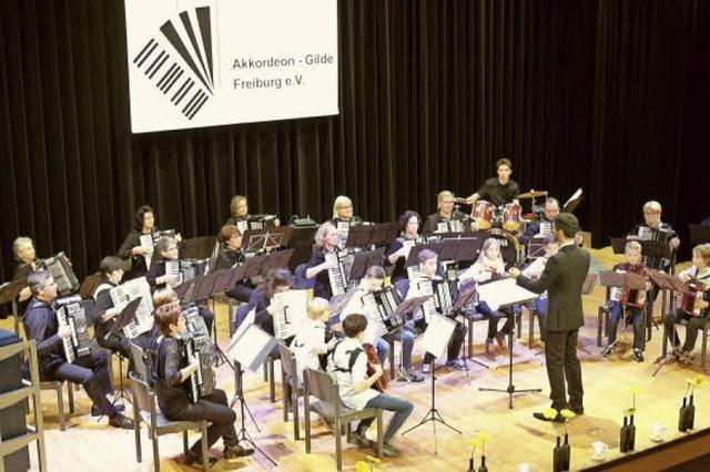 Akkordeon-Konzert