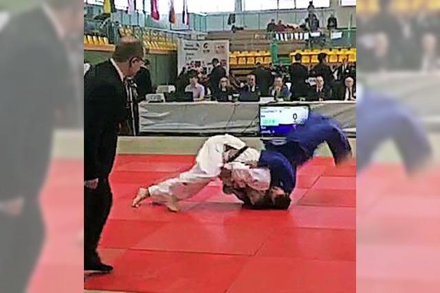 Judo: Siebter Platz bei DM