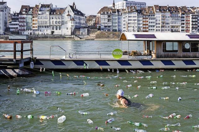 Preis für Wasserbotschafter Ernst Bromeis