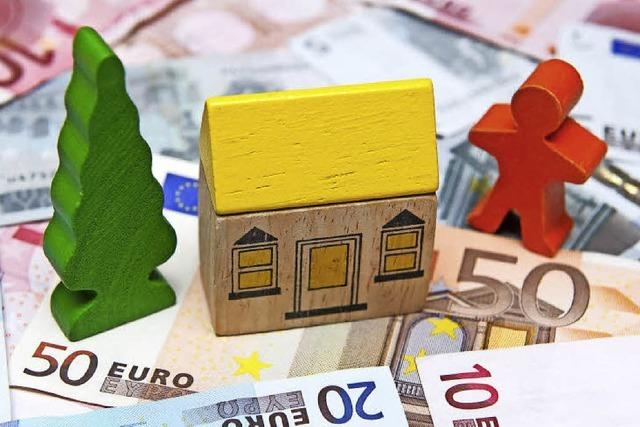 Grundbesitzer müssen mehr bezahlen