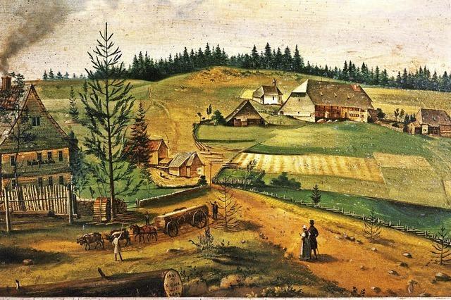 Der erste Traktor hieß