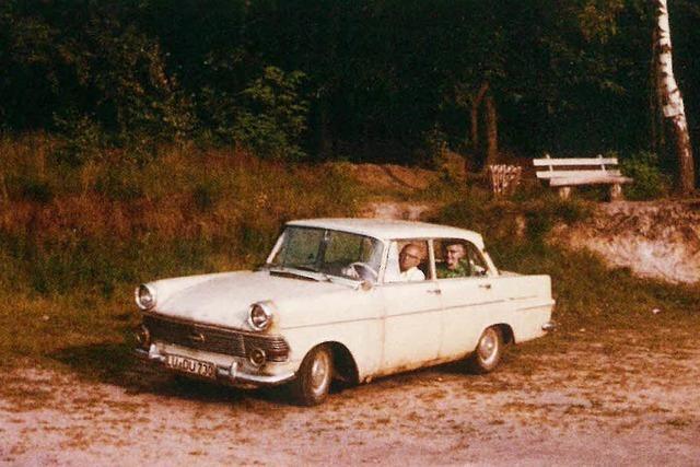 Karlheinz und das Opelauto
