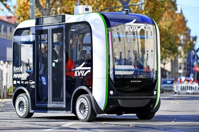 Die Digitalisierung fordert die Verkehrsbetriebe