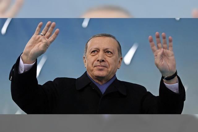 Bundesregierung erlaubt Wahllokale für Türken nur mit strengen Auflagen