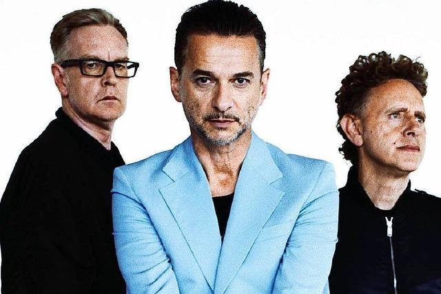 Packend und politisch: Depeche Modes neues Album