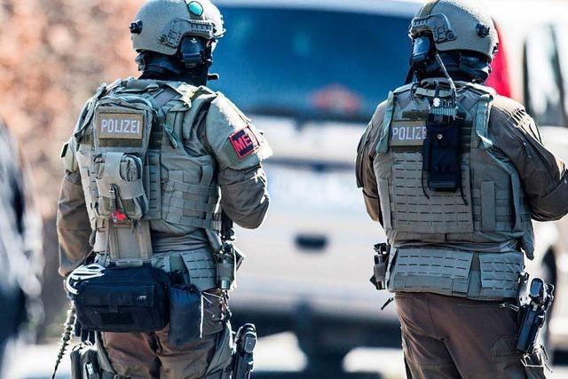 Banküberfall in Duisburg: Zwei Männer festgenommen