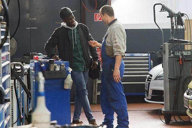 Verein Zuflucht hilft jungen Flüchtlingen bei der Integration