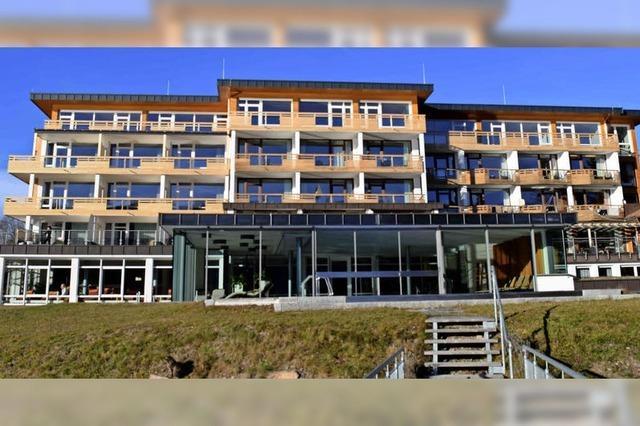 Seehotel Wiesler neu gestaltet