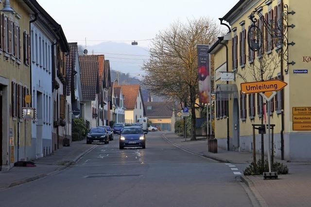 Straßensanierungen starten im April