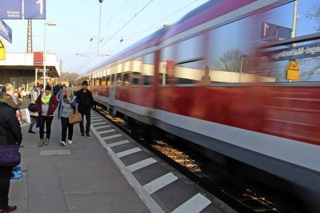 Riegeler Nein zu Bahn-Plan