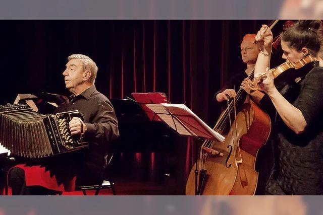 Cuarteto Buenos Aires am Samstag, 18. März, ab 20 Uhr in Kirchzarten