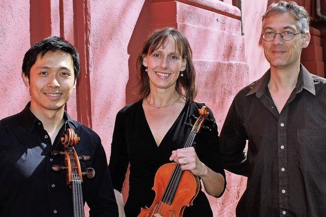 Varnhagen Trio in Riegel