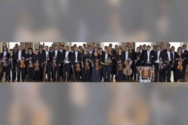 Thüringen Philharmonie Gota und Yuki Manuela Janke in Waldshut-Tiengen