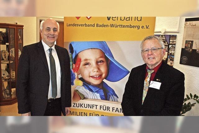Ziel: Stärkerer Fokus auf Familien