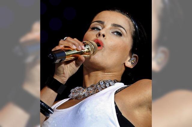 Nelly Furtado erhält Regenbogen Award