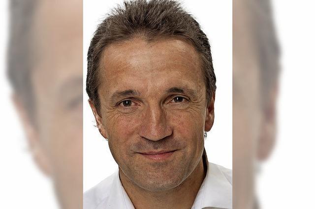 Lukas Oßwald neuer Chef
