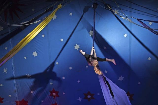 Zirkus Ragazzi in Müllheim