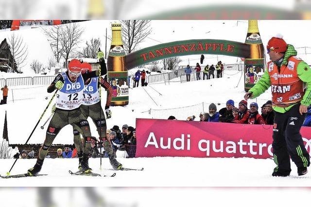 Weltcup-Finale in Schonach