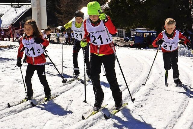 Feldberger Zweite im Heimrennen
