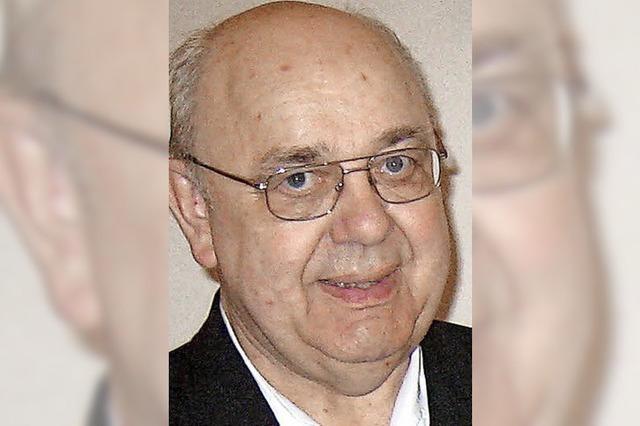 Buchenbach trauert um den früheren Pfarrer