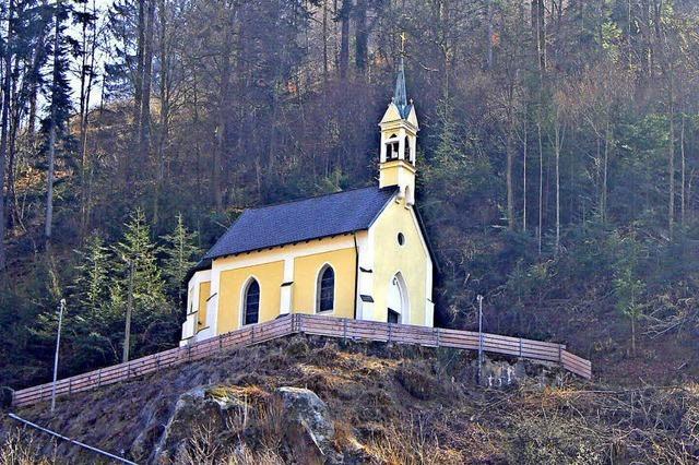 Kapelle am alten Kreuzweg