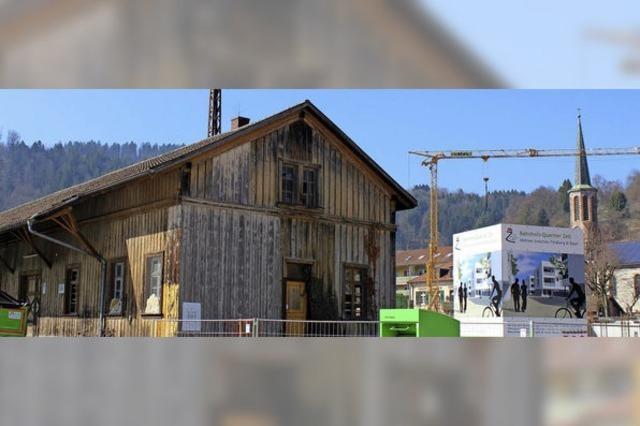 Güterbahn-Relikt ist bald Geschichte