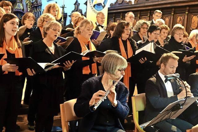 Der Kammerchor geht neue Wege