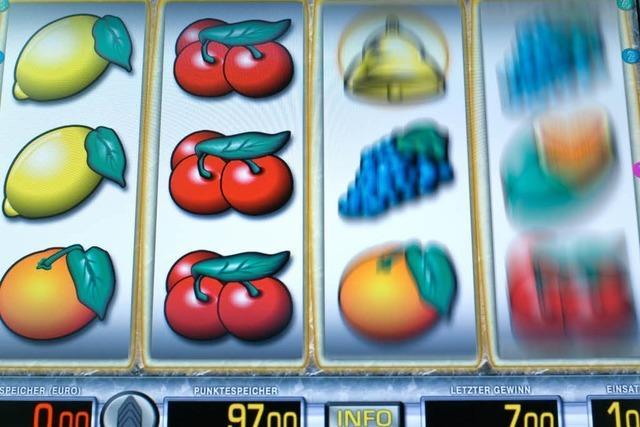 Stadt Lahr will keine Spielautomaten-Flut in der City