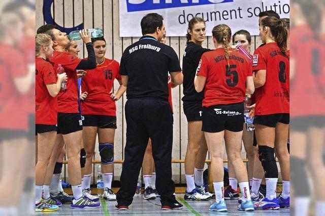 HSG Freiburg fordert den Tabellenführer heraus