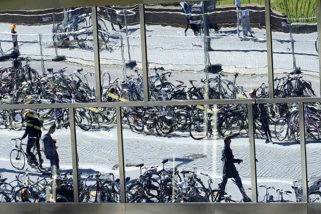 Unterirdische Fahrradstellplätze für die Freiburger Innenstadt?
