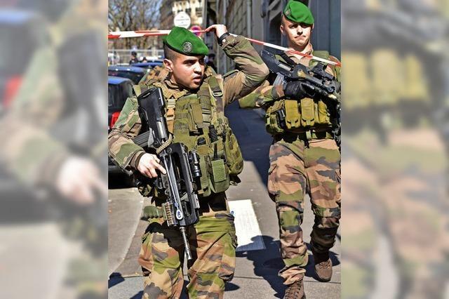 Gefährliche Pakete in Paris und Berlin