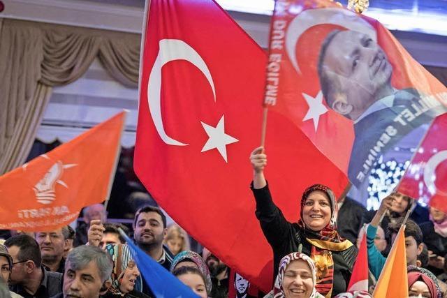 Erdogan sieht Religionskrieg in Europa