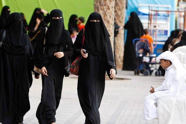 Frauenrat in Saudi-Arabien gegründet – ohne Frauen