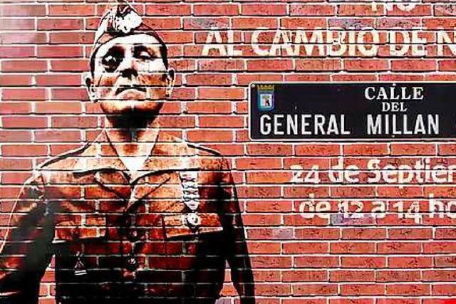 Weg mit den Resten der Diktatur: Neue Straßennamen