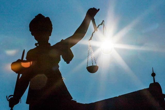 Bewährungsstrafe für 57-Jährigen wegen sexueller Nötigung