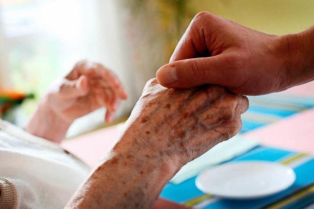 Rheinfelden: Stadt stellt sich auf mehr alte Menschen ein