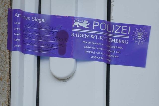 Polizist erschießt wohl seine Frau, den Hund und dann sich selbst