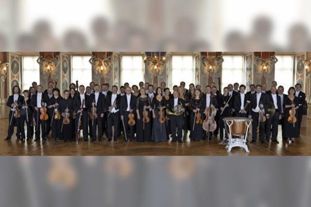 Thüringen Philharmonie Gotha spielt Werke von Brahms, Schumann und Mendelssohn-Bartholdy