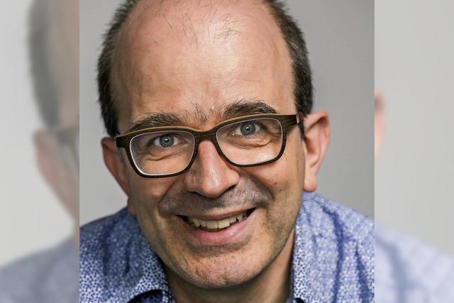 Kinder- und Jugendpsychiater Frank Köhnlein spricht in Lörrach zum Thema