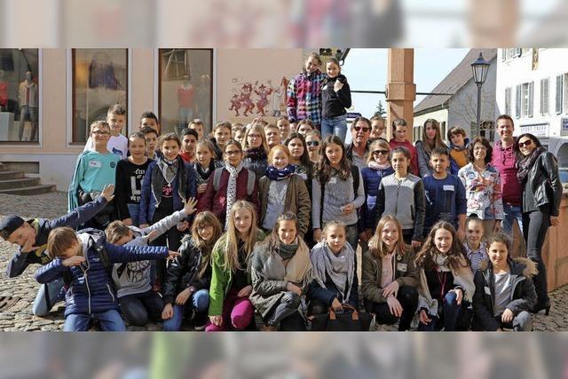 Badisch-elsässischer Schüleraustausch