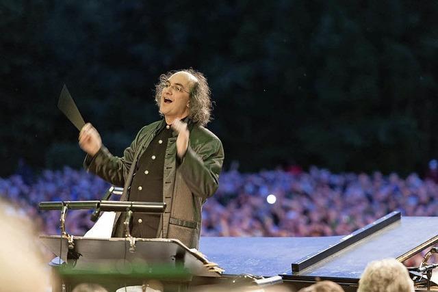 Bernd Ruf und die Philharmonie Baden-Baden mit