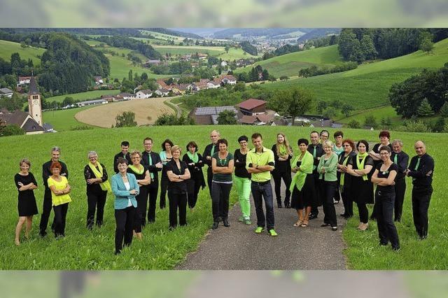 Vor zehn Jahren hat sich in Dörlinbach der Chor Lauschangriff gegründet