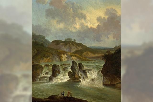 Rheinfall in der Bildenden Kunst