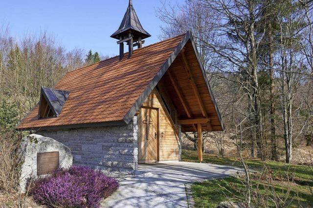 Antoniuskapelle lockt Sponsoren