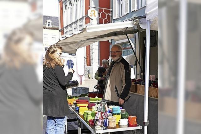 Jahrmarkt in Waldkirch in neuer Form