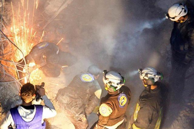 Kriegschaos in Syrien: Israel greift die Hisbollah an