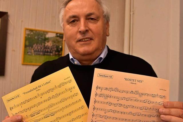 Anti-Gema-Marsch-Komponist freut sich über große Resonanz