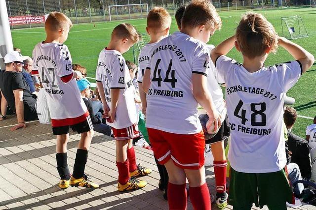 Wie der FV Lörrach-Brombach und der SC Freiburg gemeinsam den Nachwuchs fördern